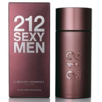 Carolina Herrera 212 Sexy Men (лицензия)
